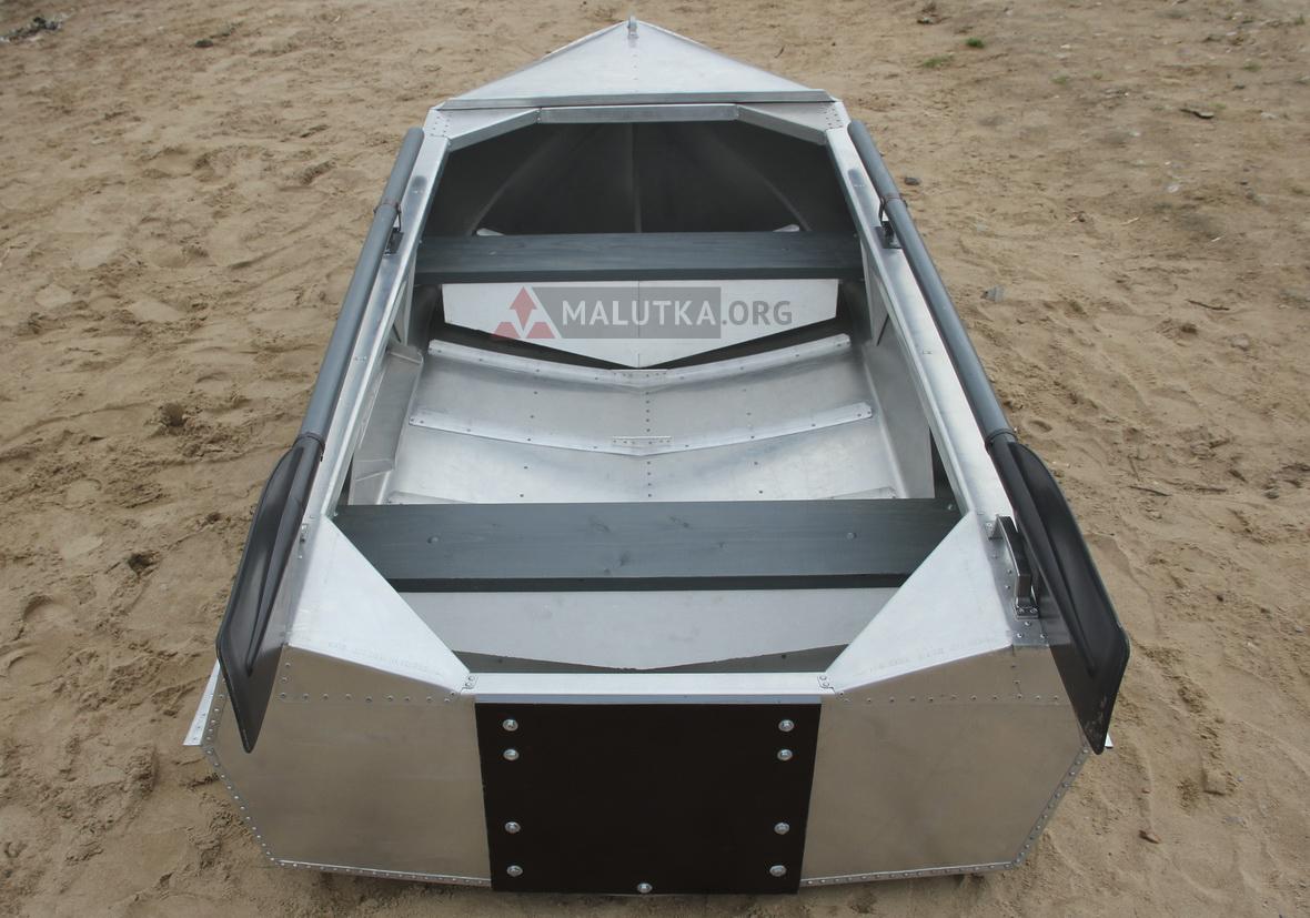 длина стандартной лодки